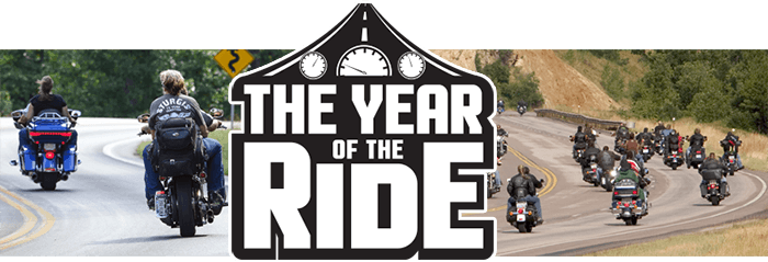 The Year of the Ride